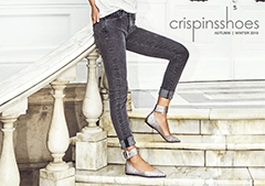 crispins shoes catalogue front cover