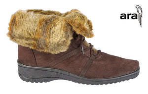 ARA SNOWBLOCK BROWN