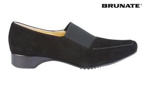 BR BAND BLACK SUEDE