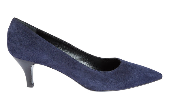 MDF PEAR NAVY SUEDE
