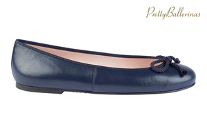 PB LYCHEE NAVY LEATHER