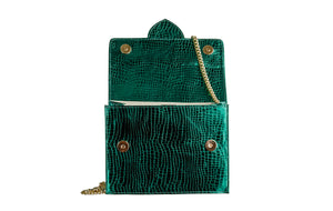 PF BAG-EMERALD GREEN