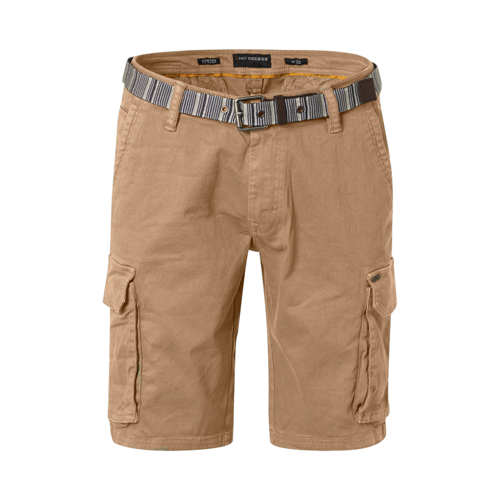 Short worker khaki
