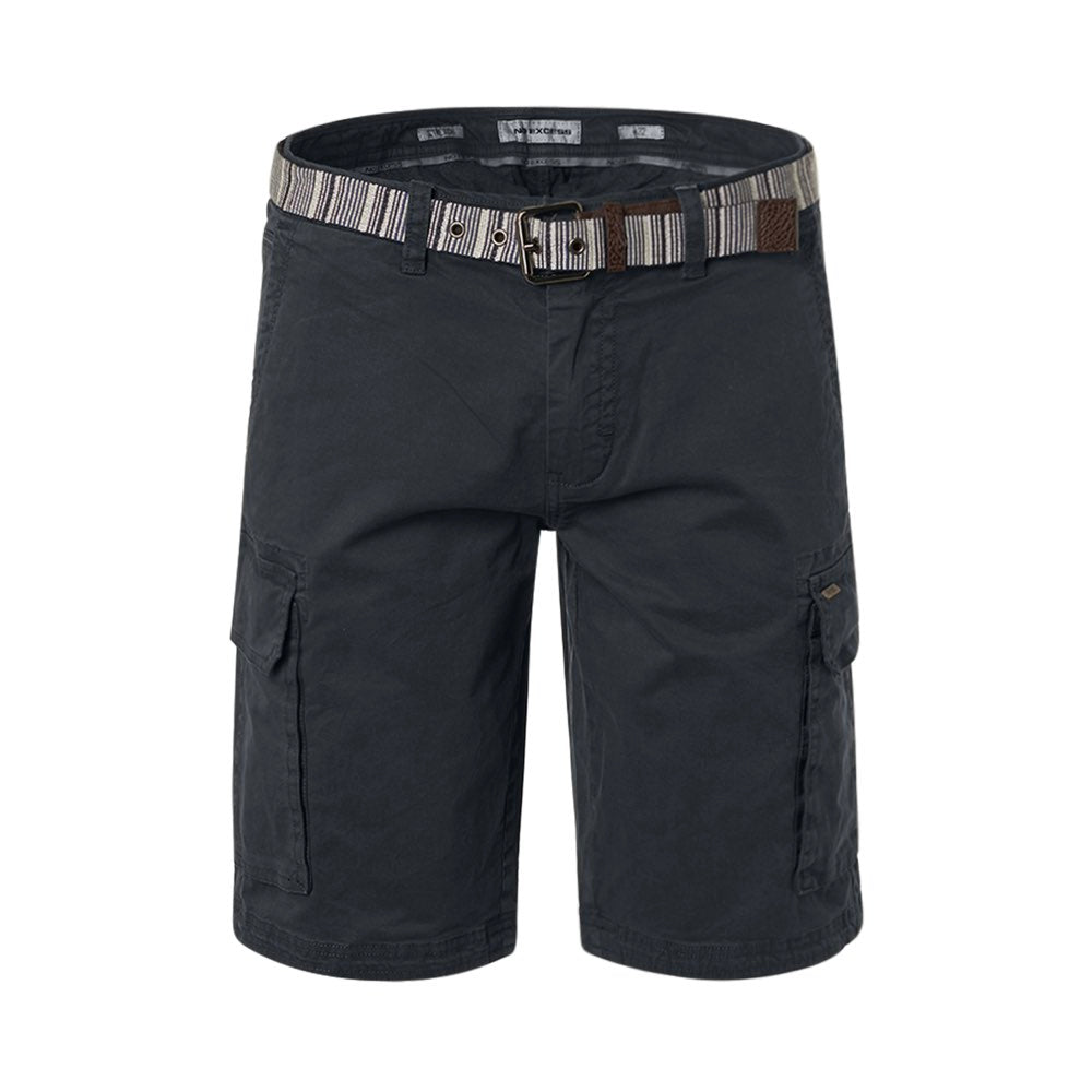Short worker donkerblauw
