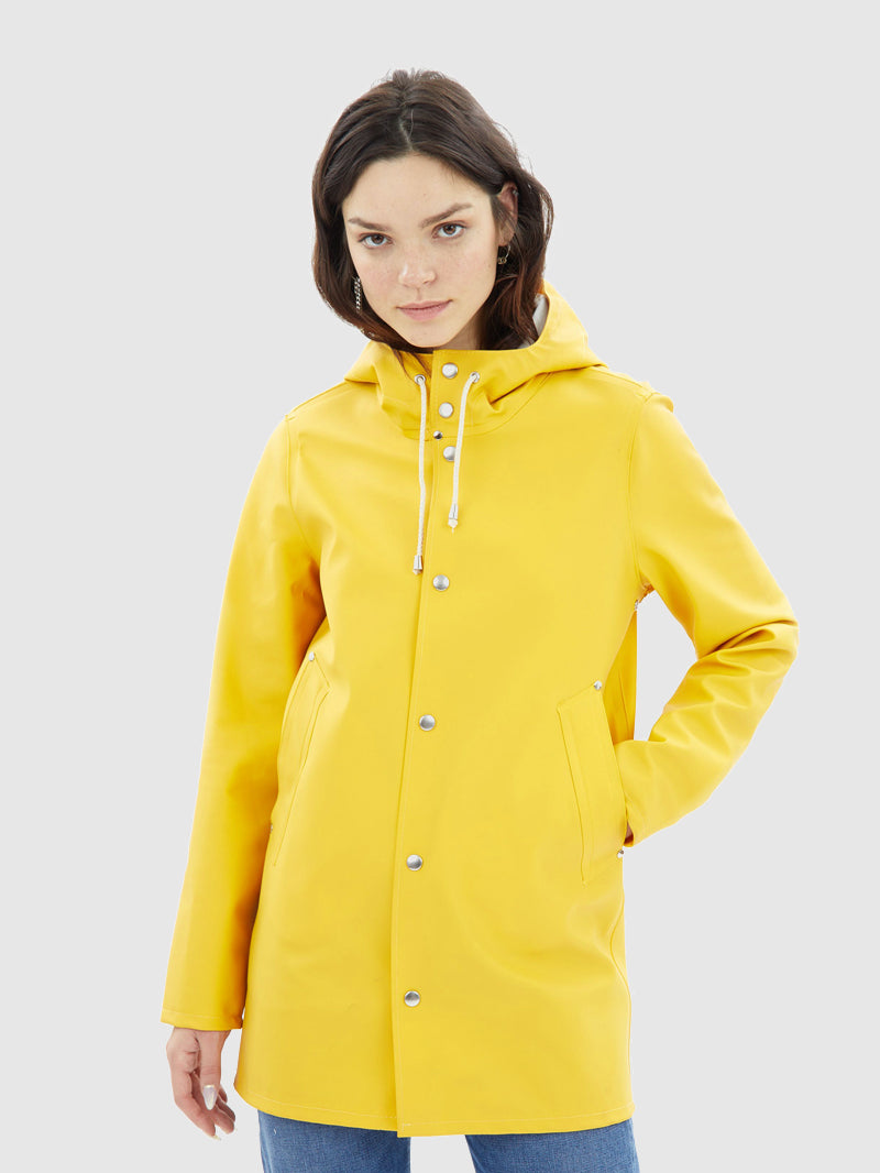 Yellow Trawler Coat