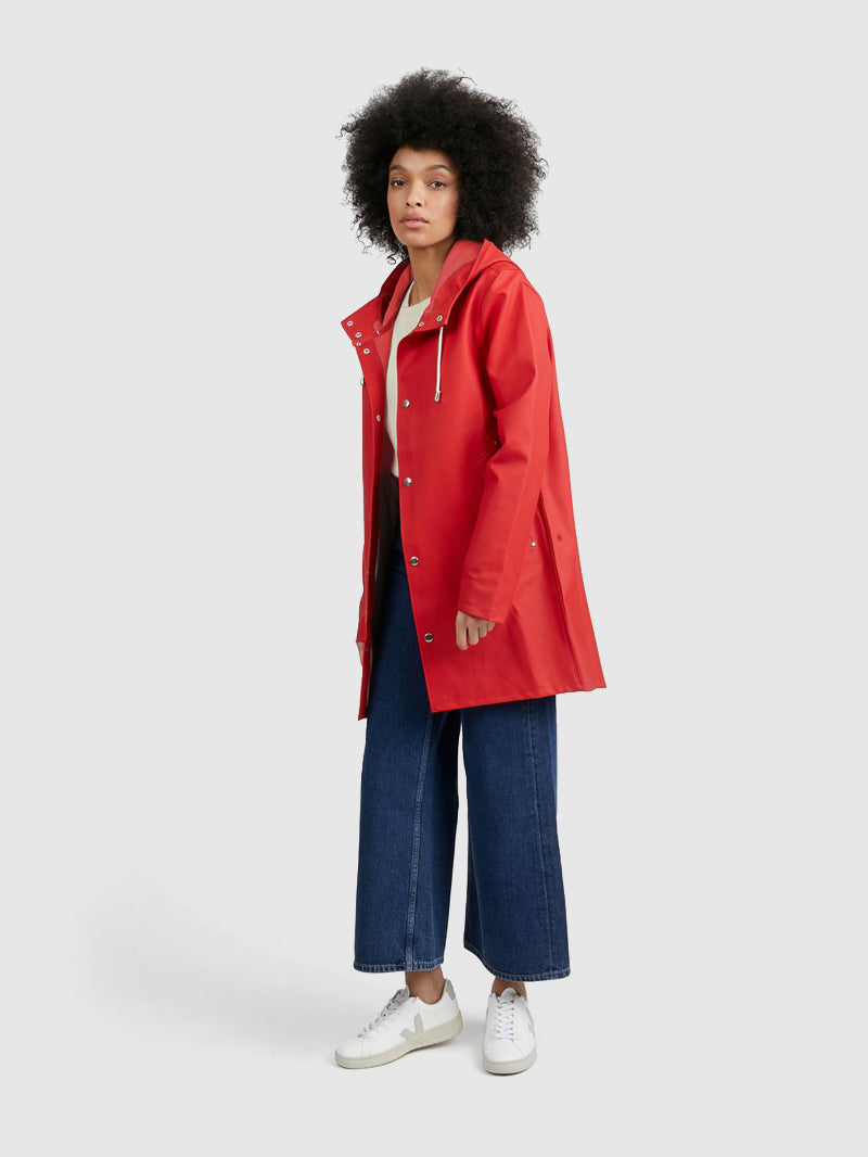 Red Trawler Coat