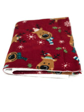 Load image into Gallery viewer, Guinea pig fleece cage liner 2x3 (28x42 inches)