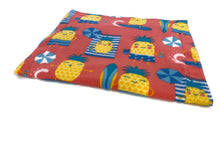 Load image into Gallery viewer, Guinea pig fleece cage liner 2x4 (28x 56 inches)