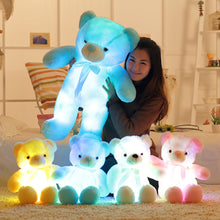 Load image into Gallery viewer, Glowing Teddy Bear