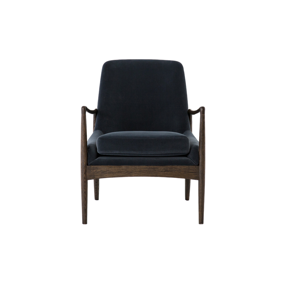 Jeremiah Chair | Velvet