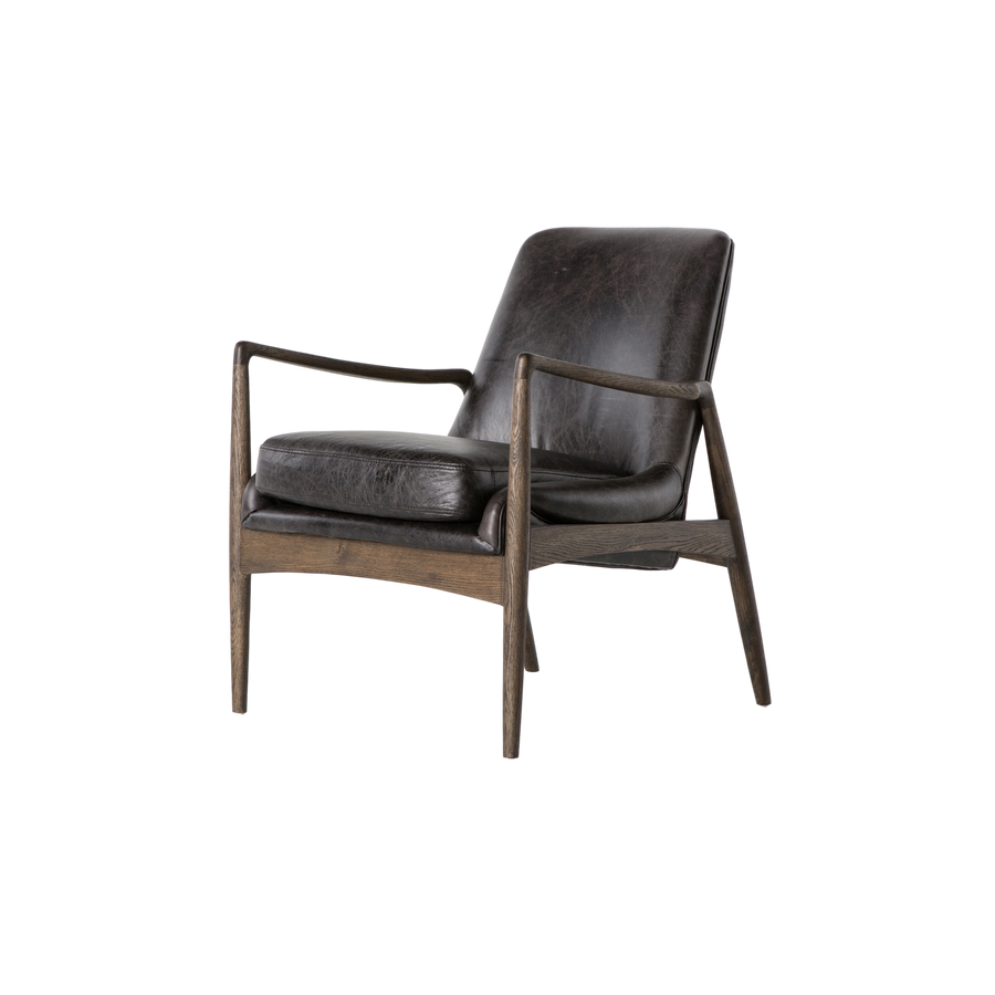 Jeremiah Chair | Leather