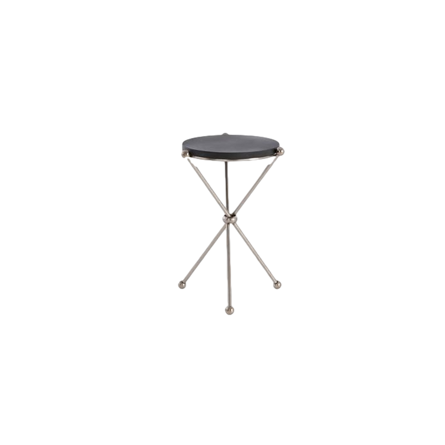 Damien Accent Table | Black