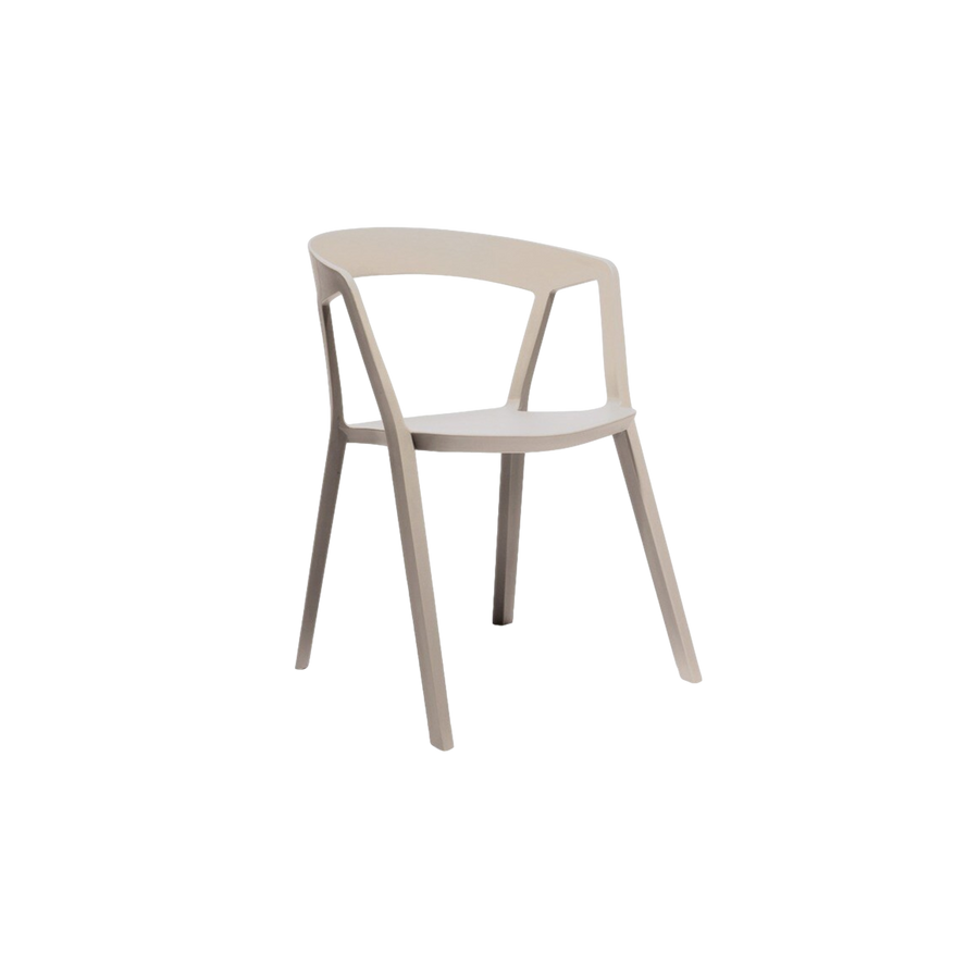 Havelock Chair | Almond