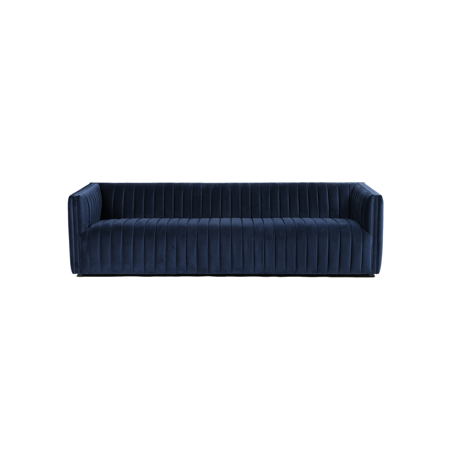 Neely Sofa (Navy)