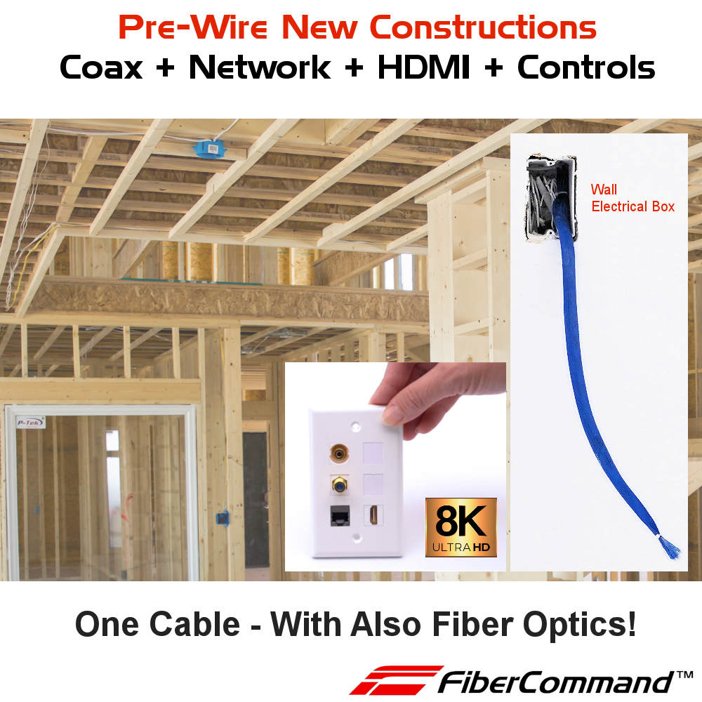 ruipro hdmi cable for constructions whole house hdmi connection av distribution
