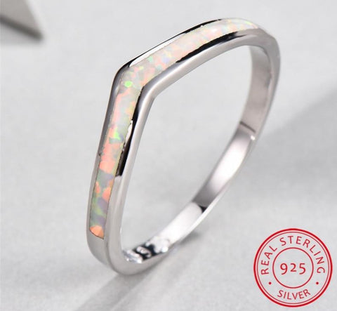 fire opal ring gifts for her