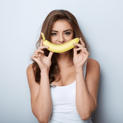 Unlock Your Primal Side, Eat Your Bananas.