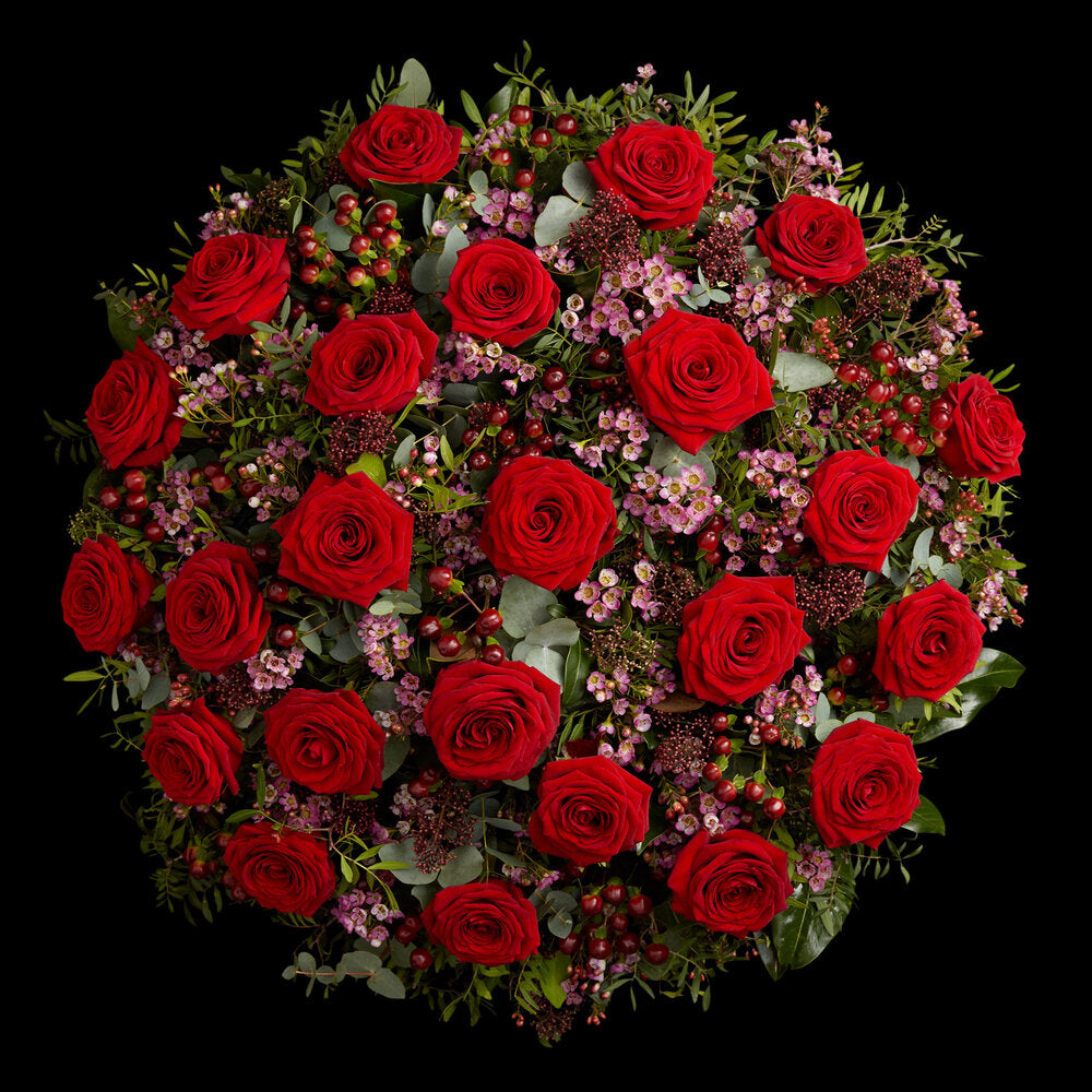 Luxury Red Rose bouquets for Valentine's Day, Belgravia, London