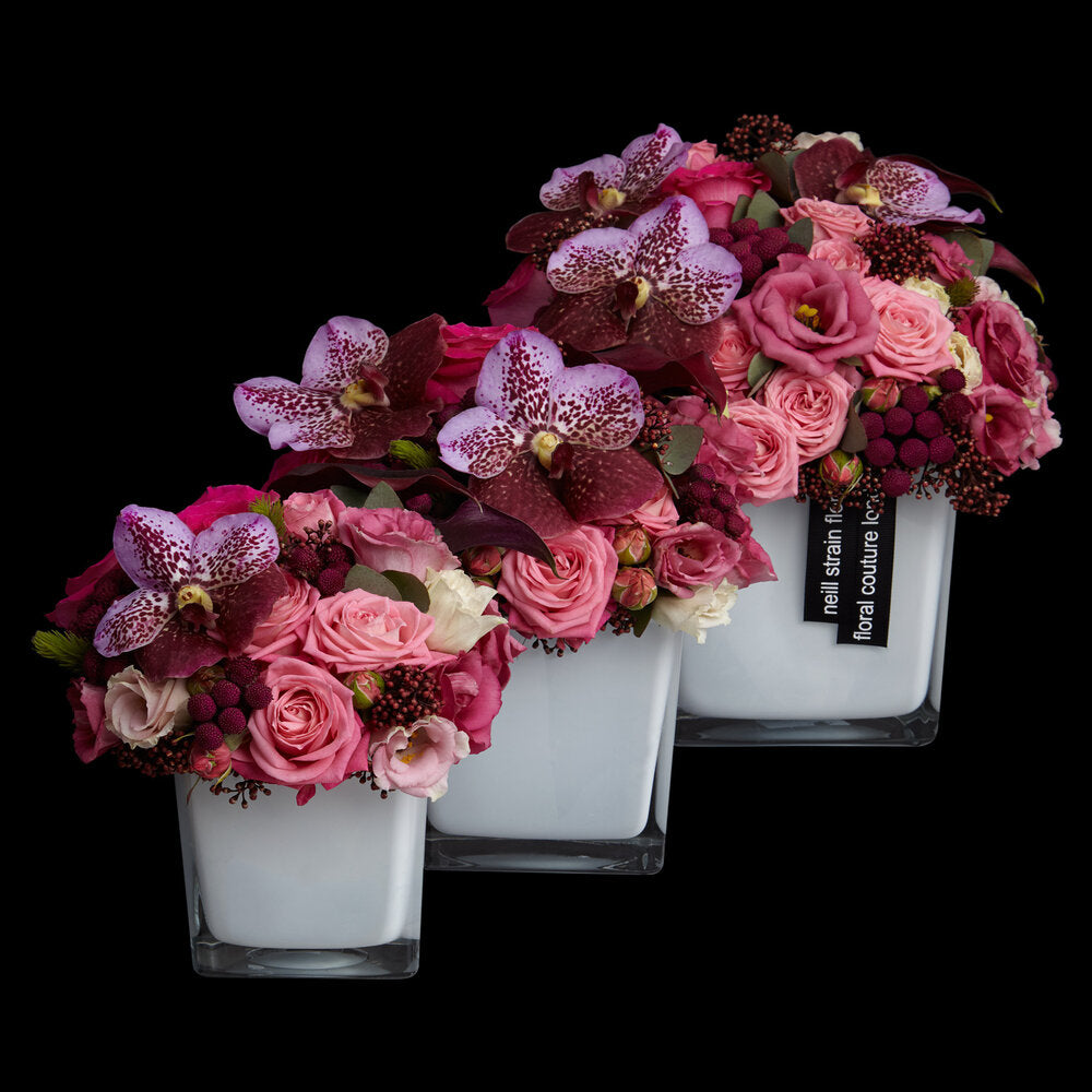 Mother's Day Petite Couture arrangement Neill Strain Floral Couture