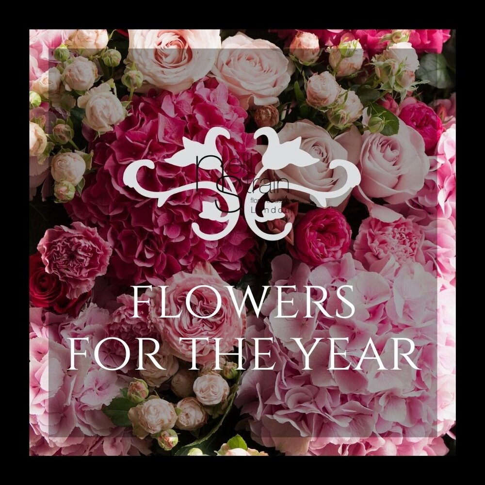 Valentine's Gift Flowers for the Year by Neill Strain Floral Couture
