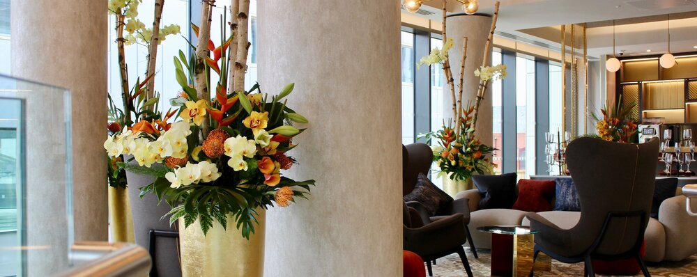 Neill Strain Floral Couture floral styling homes and events
