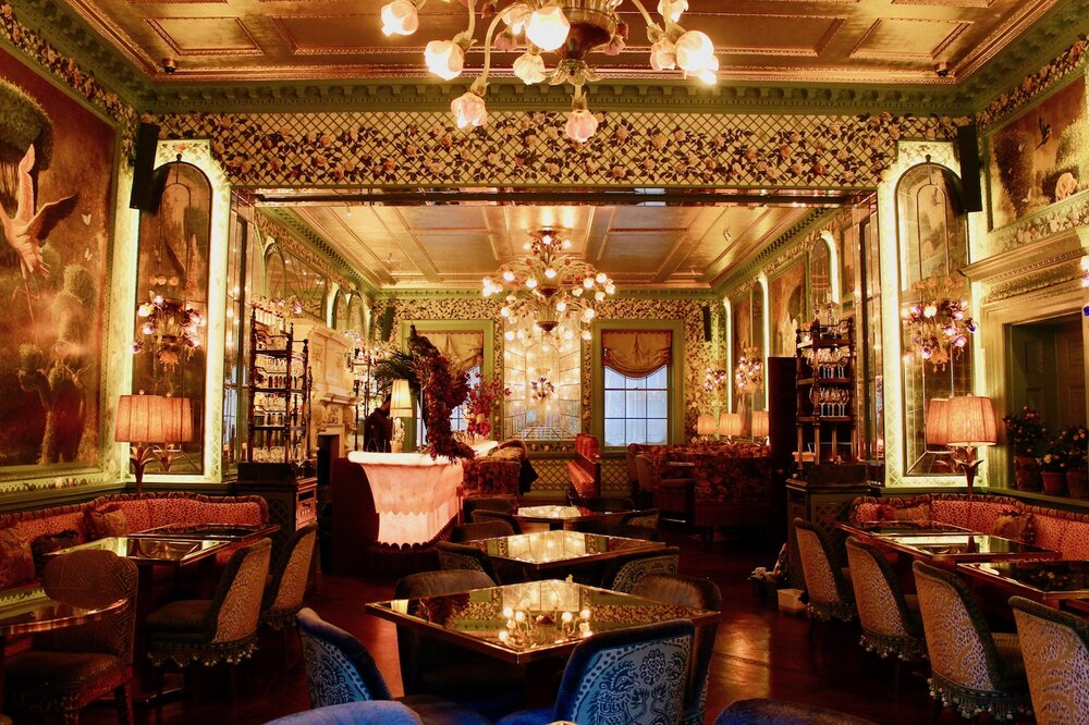 The Rose Room at Annabel's