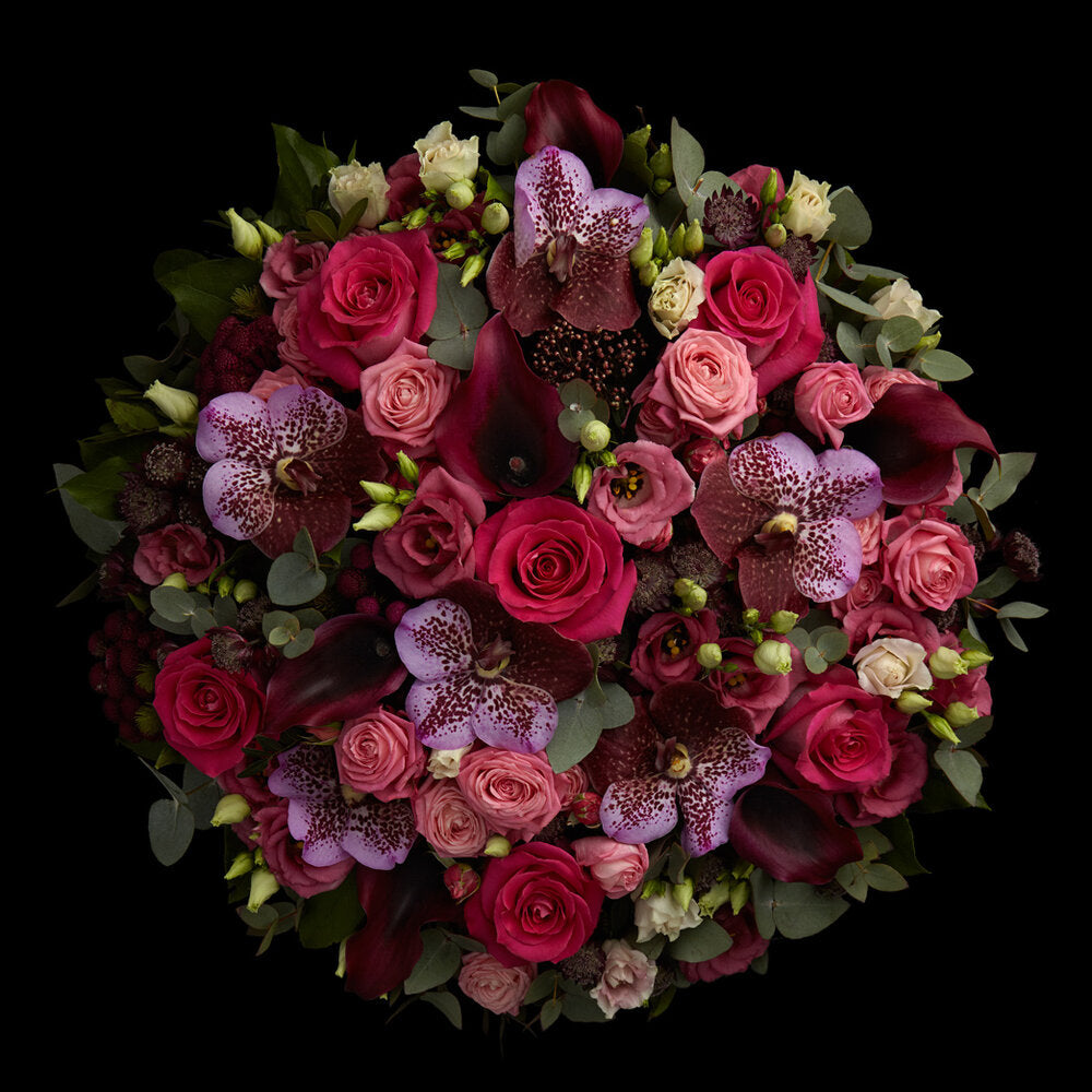 """""""Holland Park"""" hand-tied bouquet designed especially for Mother's Day"""