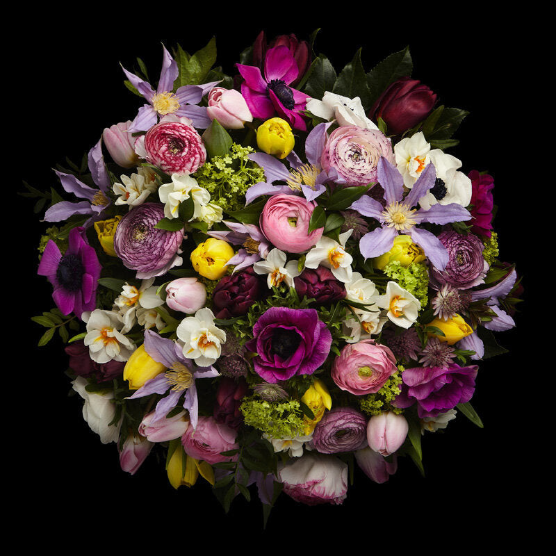 """""""Knightsbridge"""" hand-tied bouquet by Neill Strain Floral Couture"""
