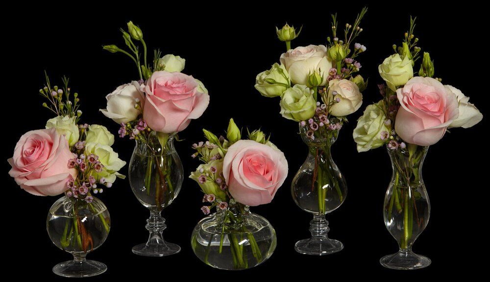 Roses for Mother's Day 2020 by Neill Strain Floral Couture