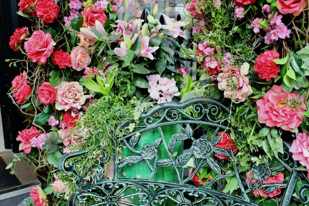 Neill Strain Floral Couture Belgravia In Bloom