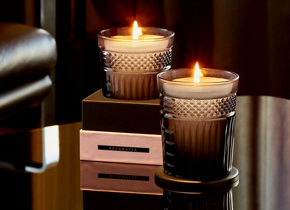 Neill Strain Floral Couture Fragranced Candles