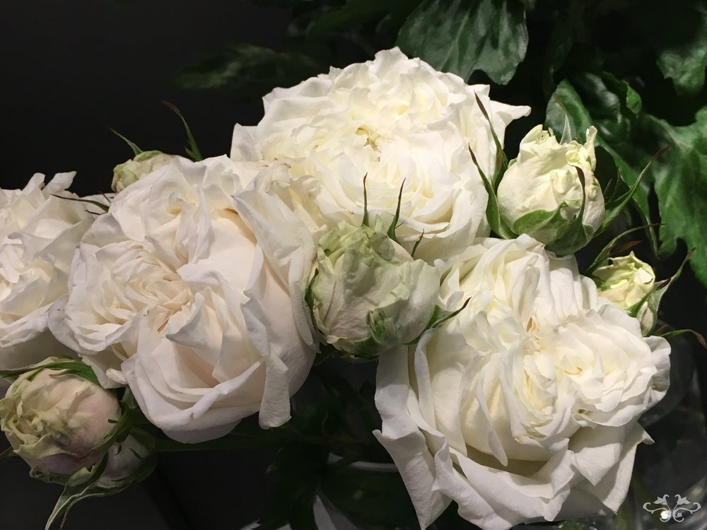 The Belgravia Rose, available only from Neill Strain Floral Couture in Belgravia and at Harrods
