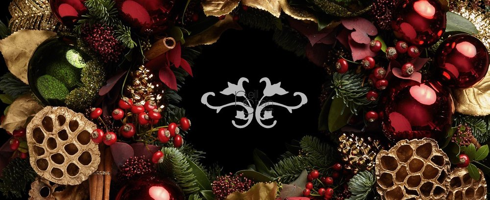 luxury London Christmas by Neill Strain Floral Couture