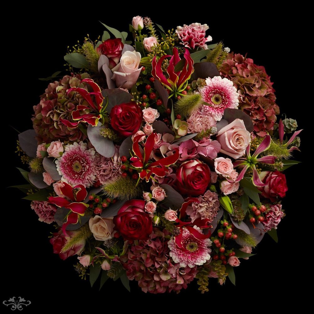 Neill Strain Floral Couture Autumn flowers order online