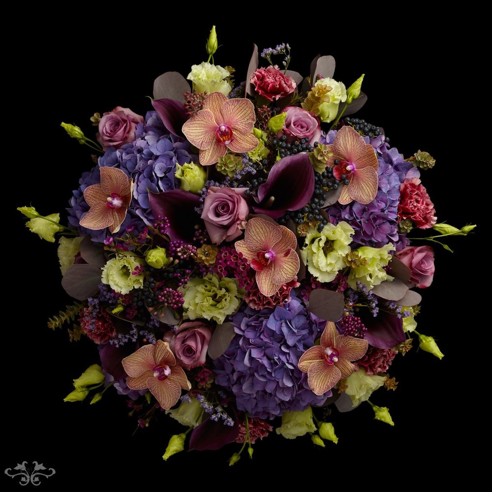 Neill Strain Floral Couture Autumn 2017 order flowers