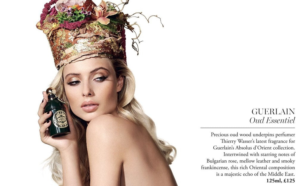 Floral styling by Neill Strain Harrods