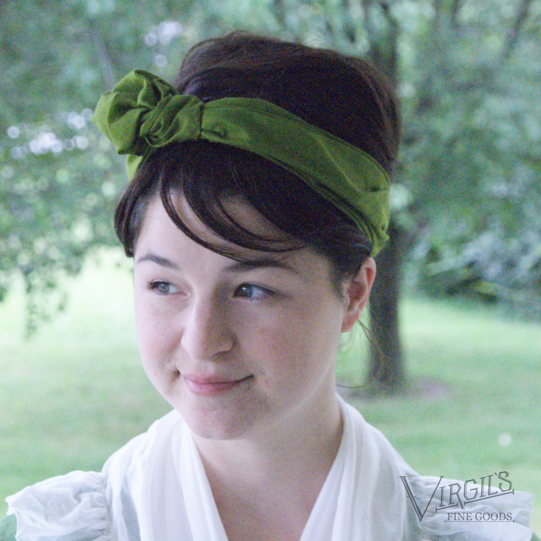 Cotton Bandeau Headwrap