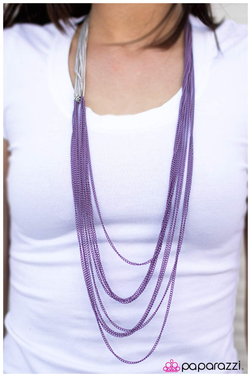 five-dollar-jewelry-no-chain-no-gain-purple-paparazzi-accessories