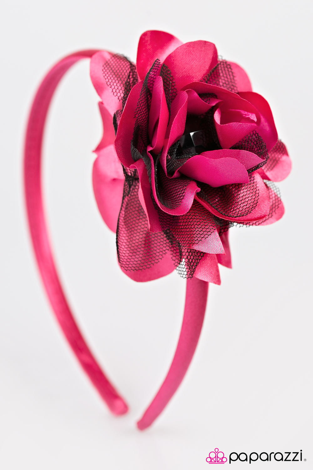 Shrouded In Mystery - Pink  - Paparazzi Accessories