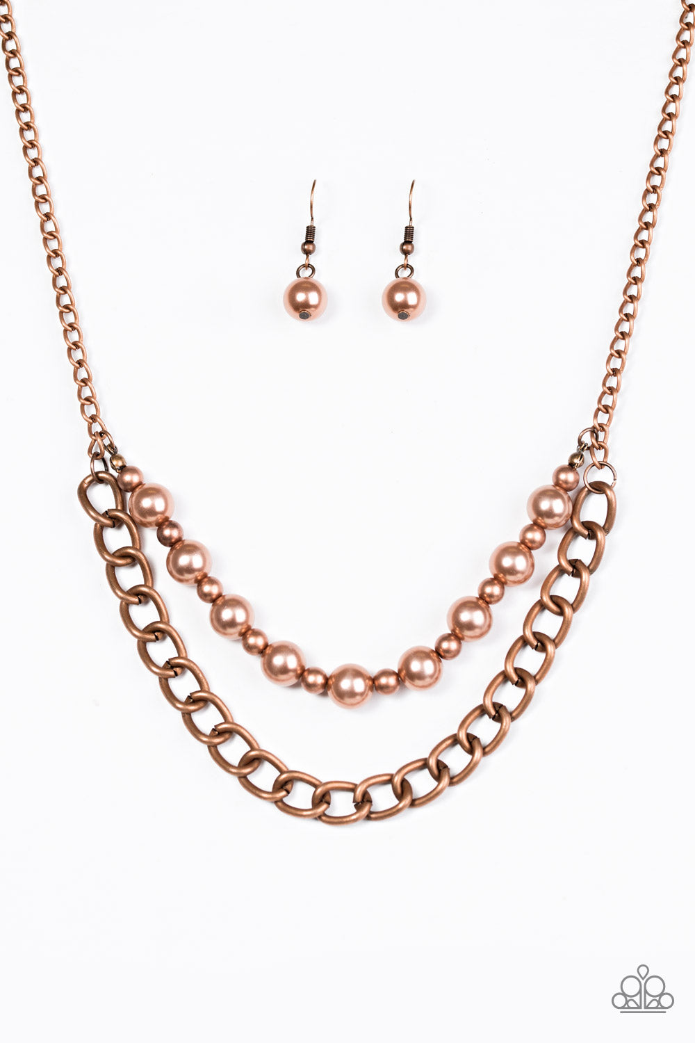 five-dollar-jewelry-glam-and-grind-copper-necklace-paparazzi-accessories