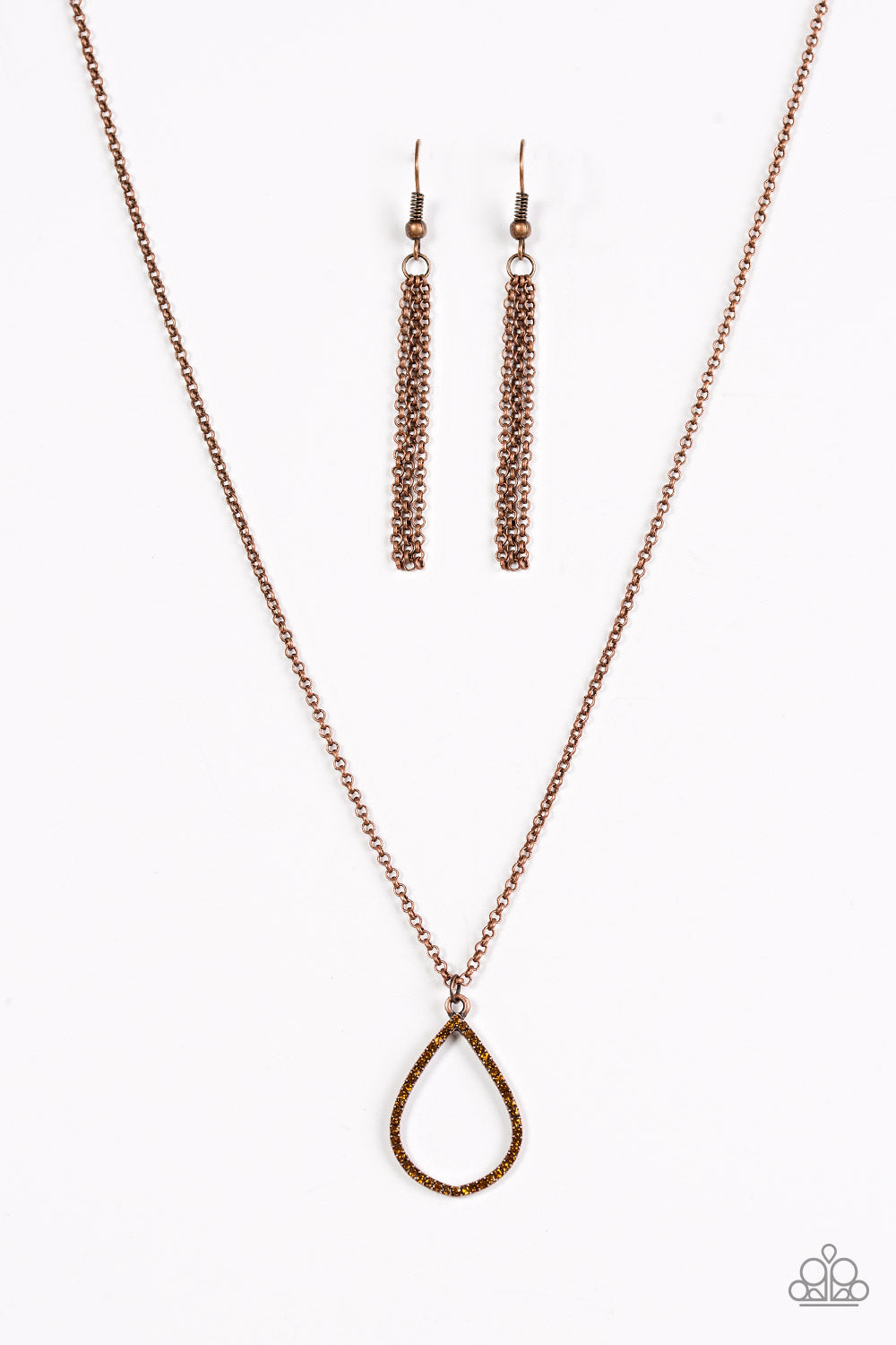 five-dollar-jewelry-timeless-twinkle-copper-necklace-paparazzi-accessories