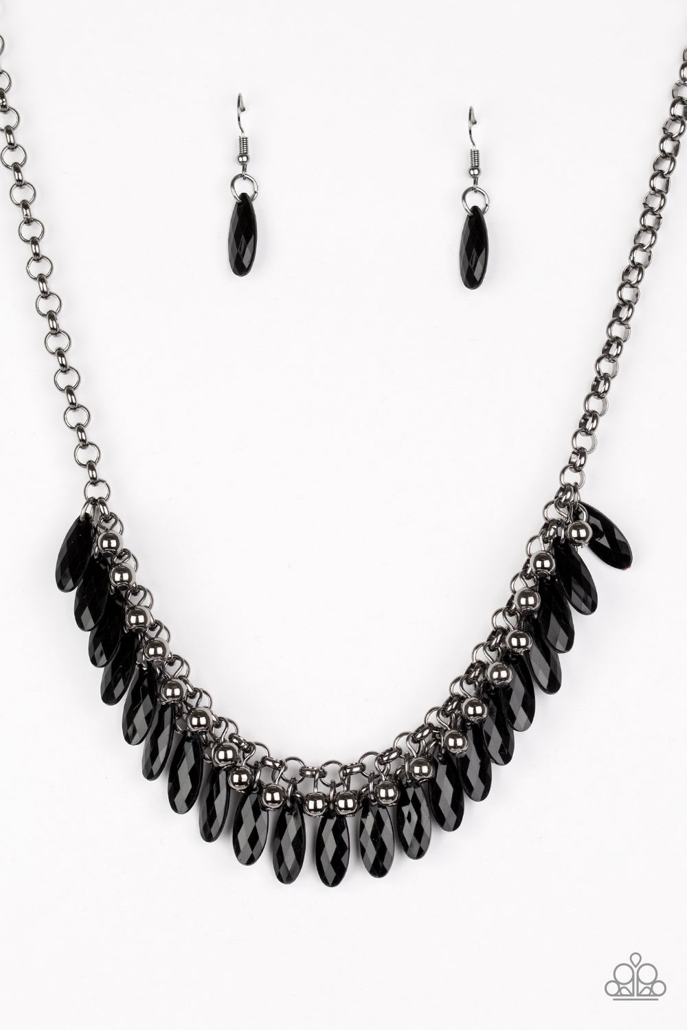 five-dollar-jewelry-jersey-shore-black-necklace-paparazzi-accessories