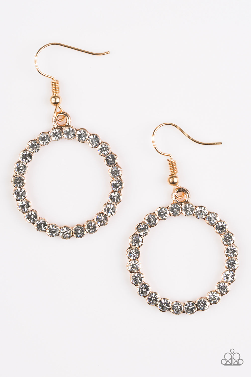 five-dollar-jewelry-bubblicious-gold-earrings-paparazzi-accessories