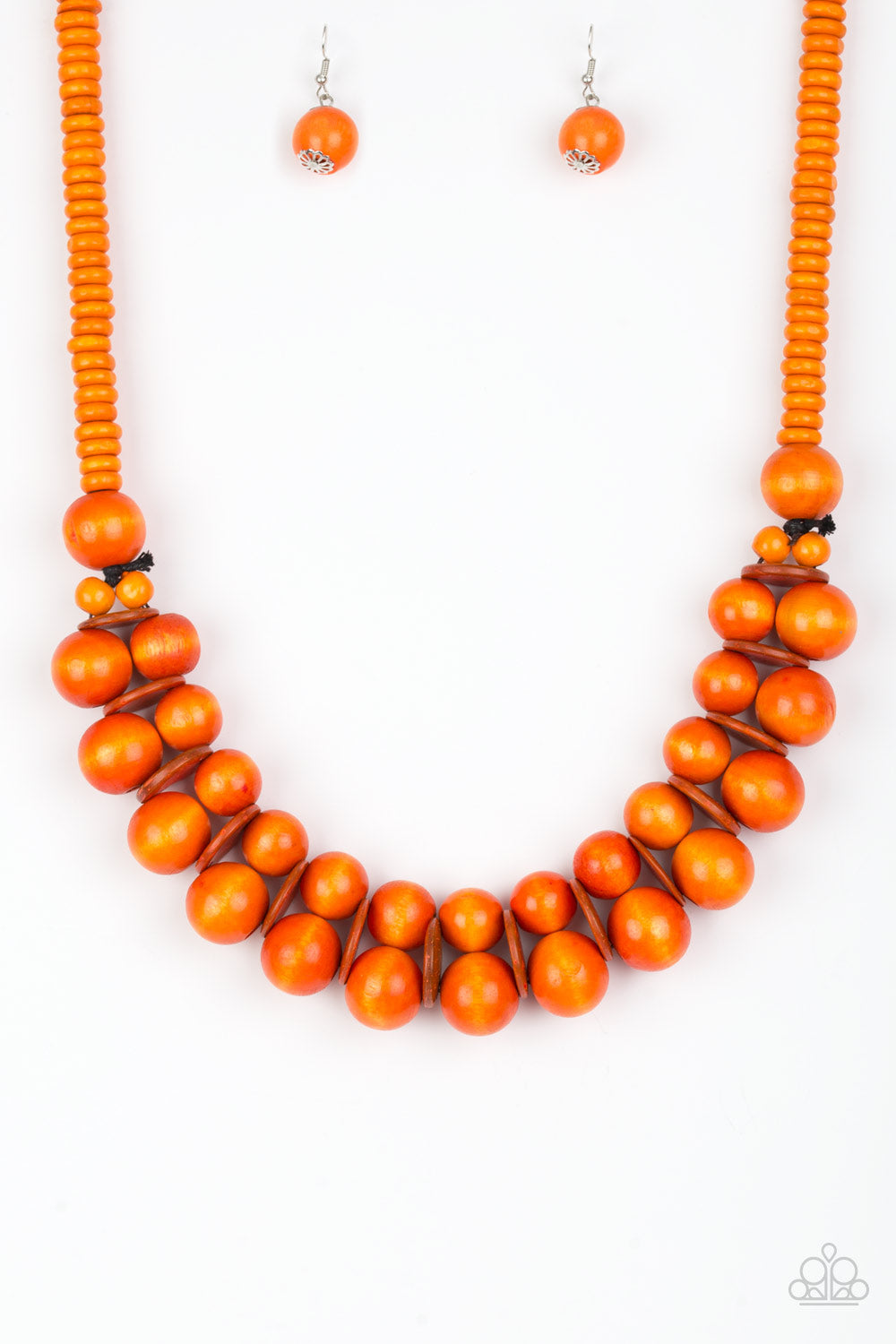 five-dollar-jewelry-caribbean-cover-girl-orange-necklace-paparazzi-accessories