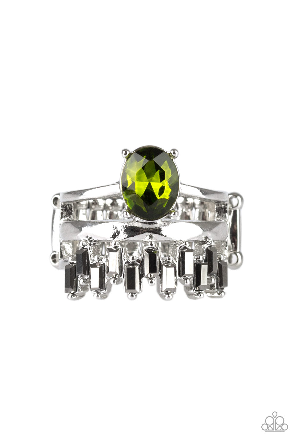 five-dollar-jewelry-crowned-victor-green-ring-paparazzi-accessories