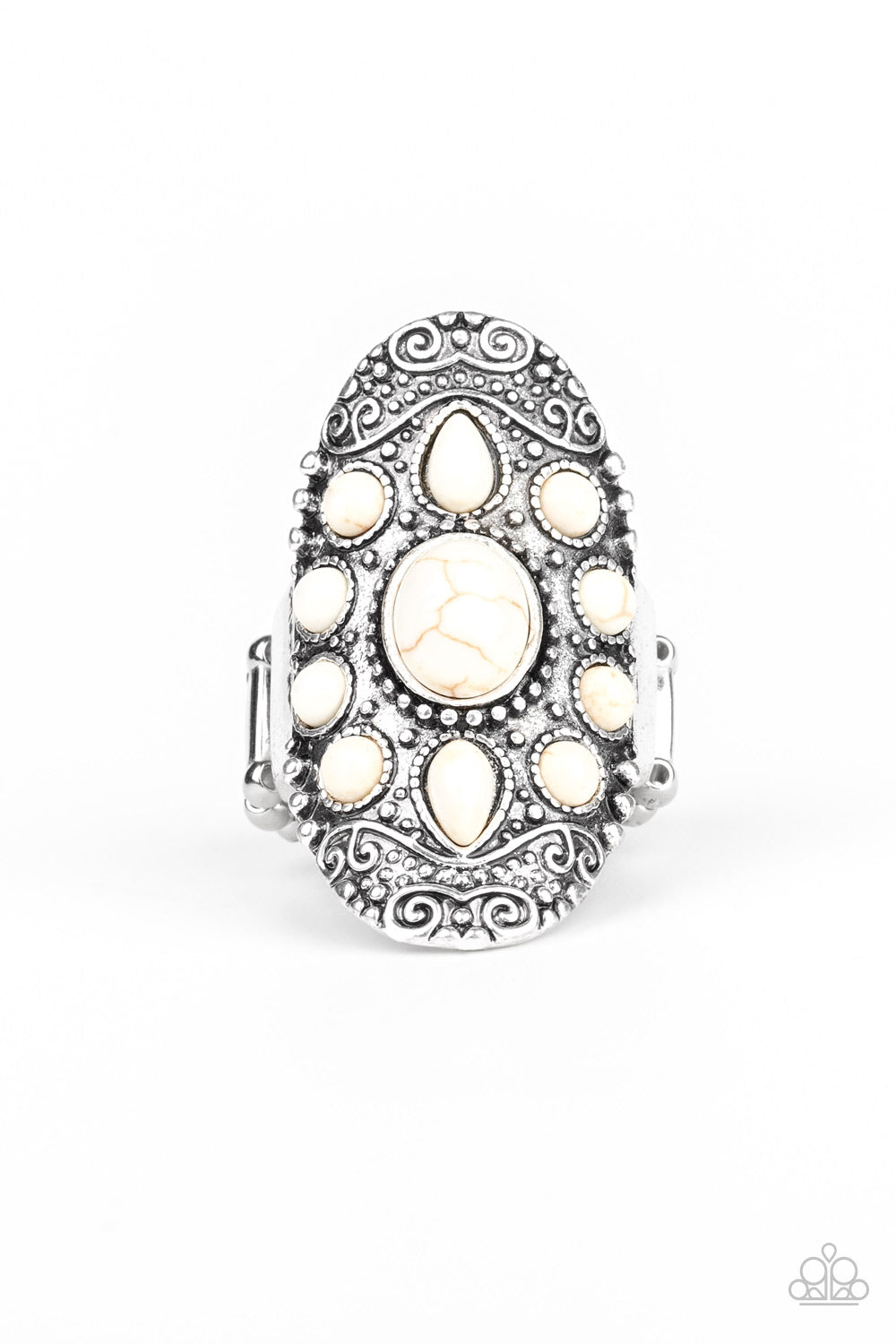five-dollar-jewelry-stone-sunrise-white-ring-paparazzi-accessories