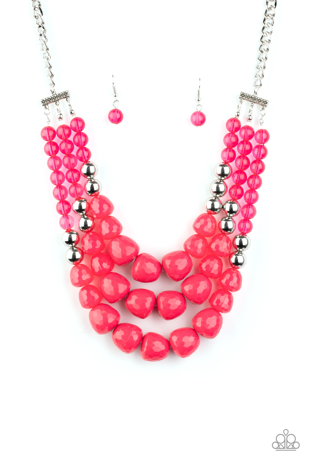 five-dollar-jewelry-forbidden-fruit-pink-necklace-paparazzi-accessories