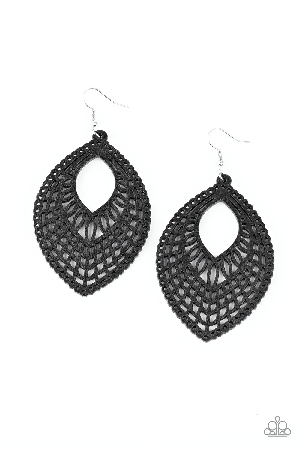five-dollar-jewelry-one-beach-at-a-time-black-earrings-paparazzi-accessories