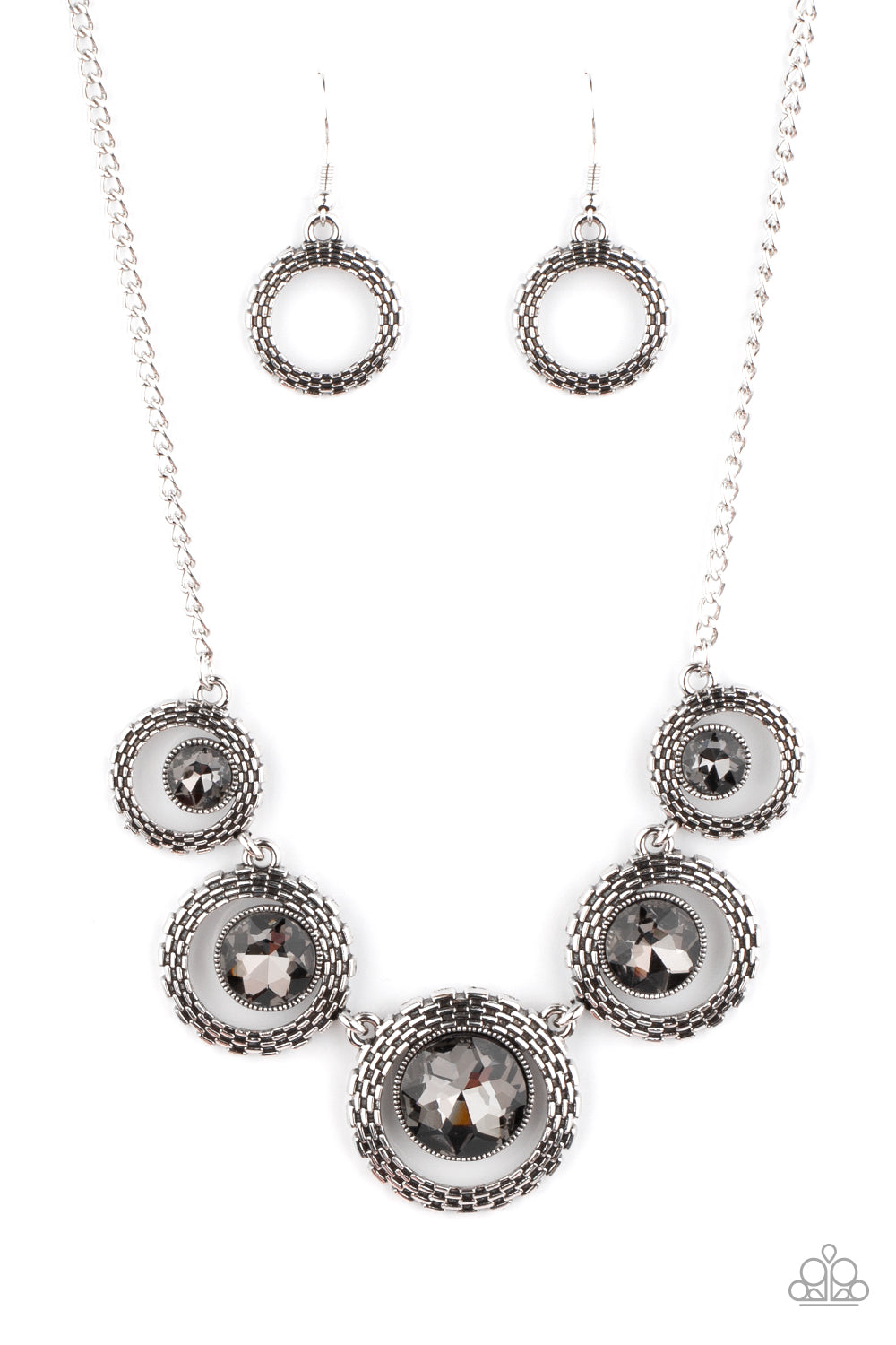 five-dollar-jewelry-pixel-perfect-silver-necklace-paparazzi-accessories