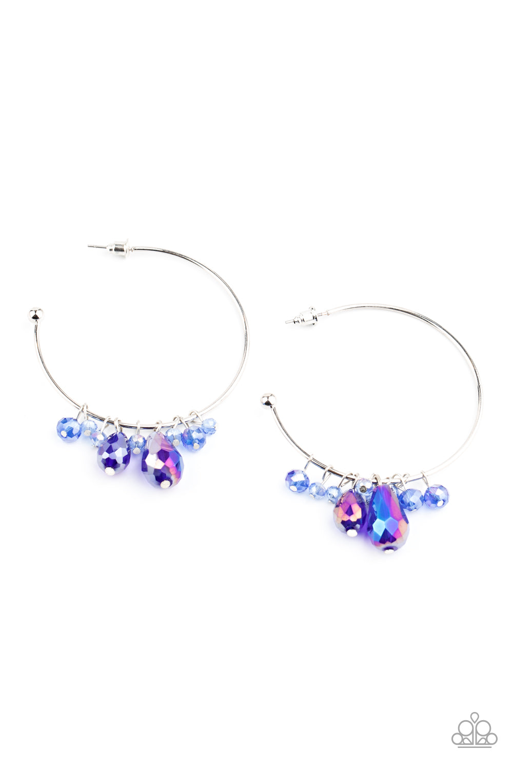 five-dollar-jewelry-dazzling-downpour-blue-earrings-paparazzi-accessories